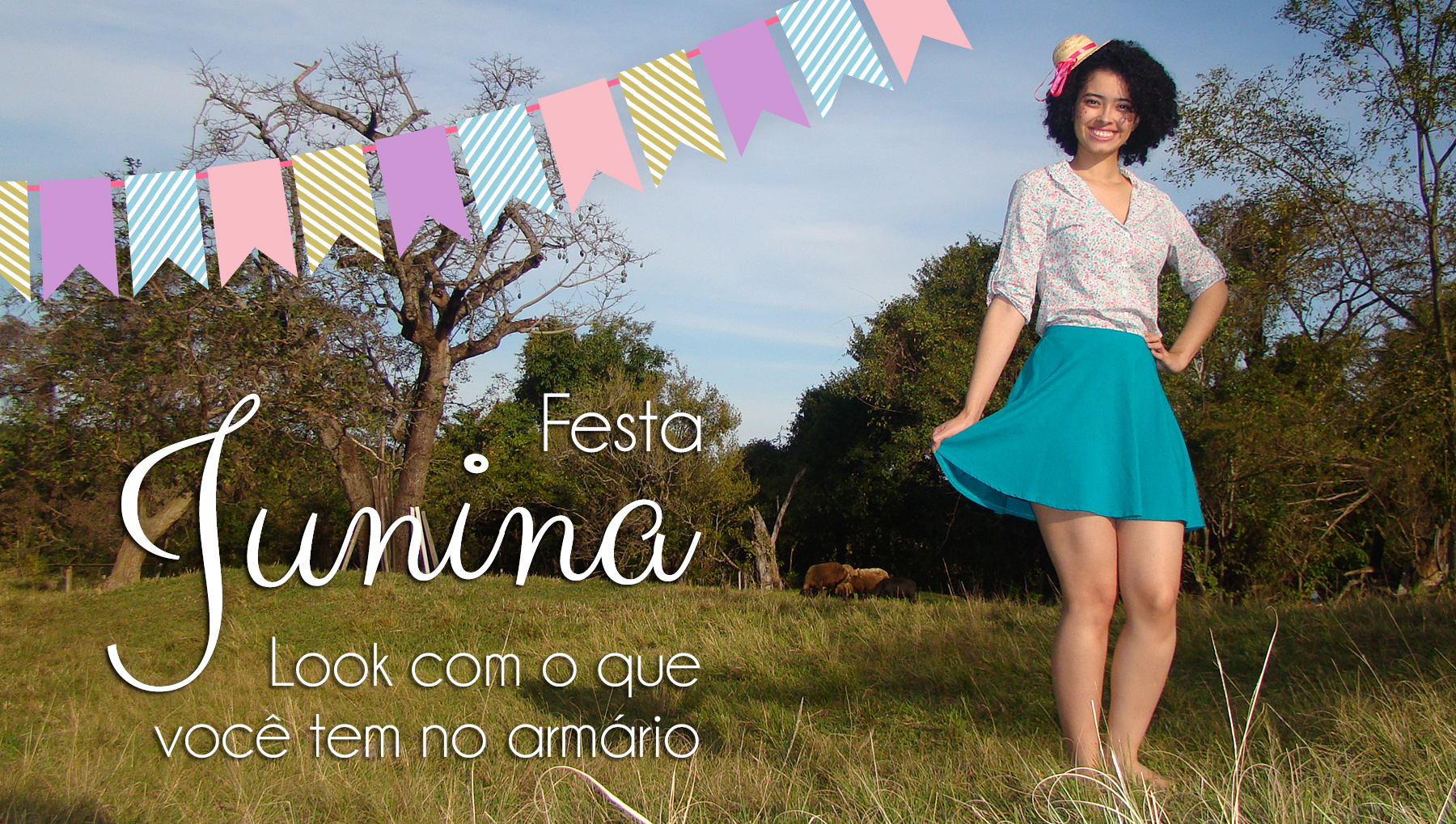 look-festa-junina-facil